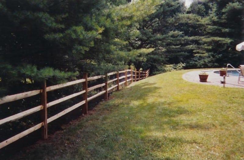 3-Rail Split Cedar