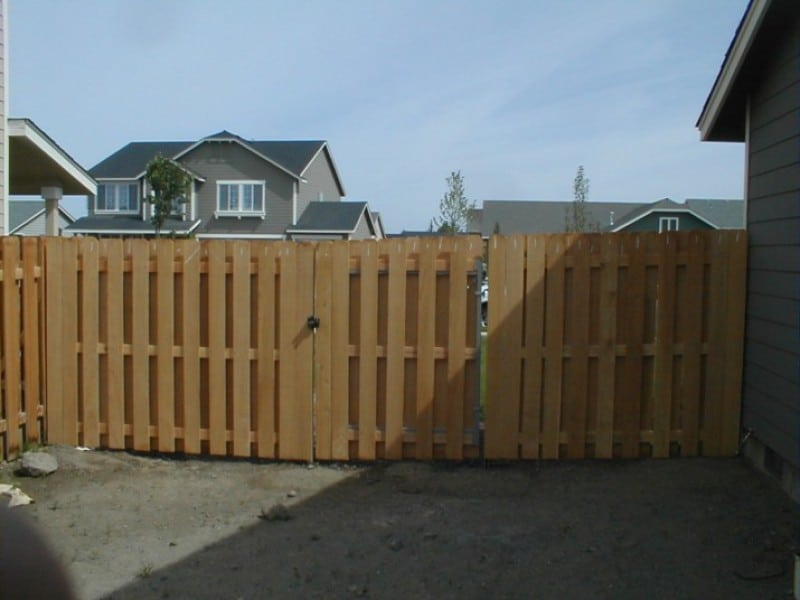 Good Neighbor Custom Semi Privacy Cedar
