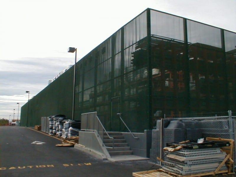 Home Depot Enclosure