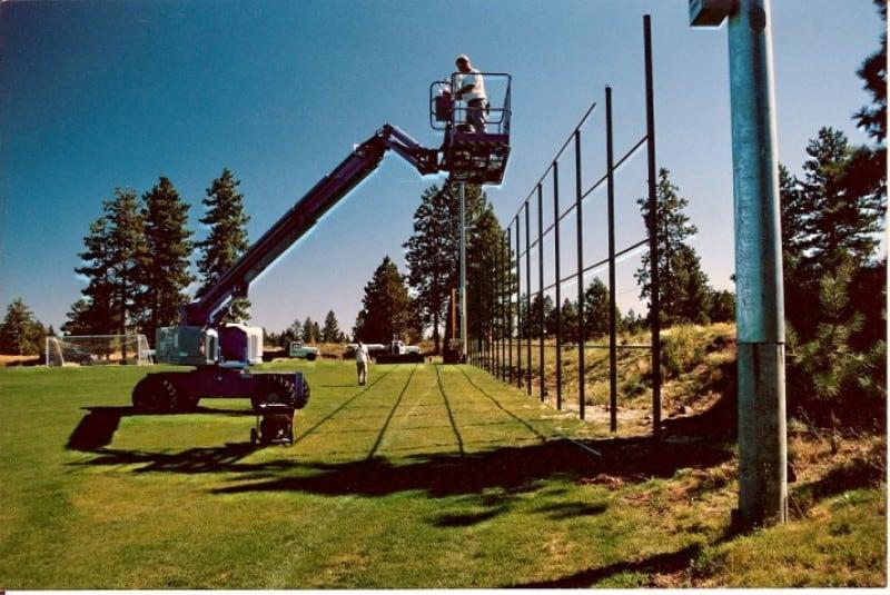 Building Backstop