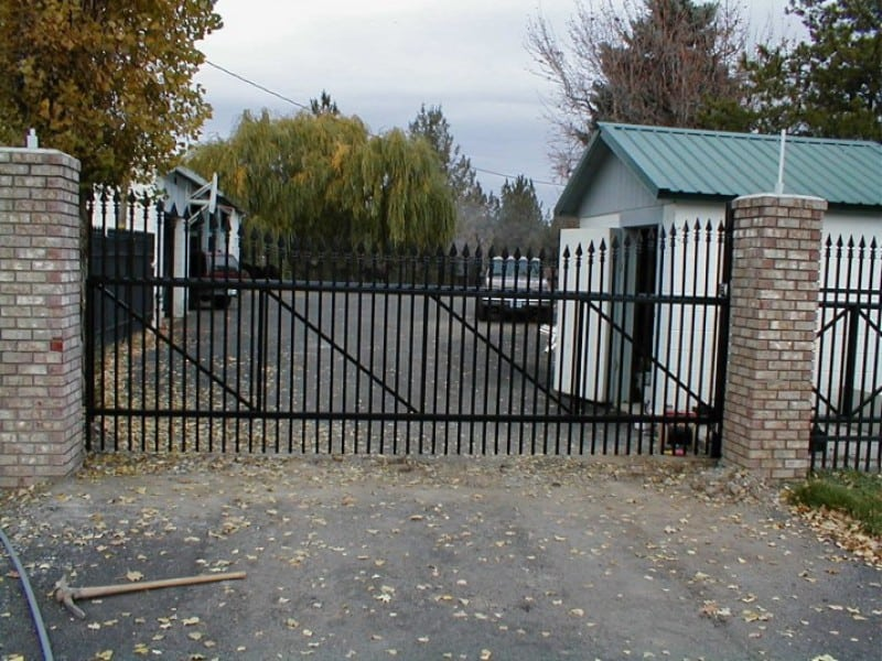 Automatic Entry Gate 40