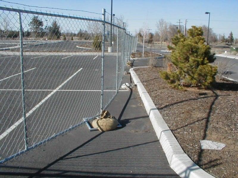 Rental Temp. Fence Panels