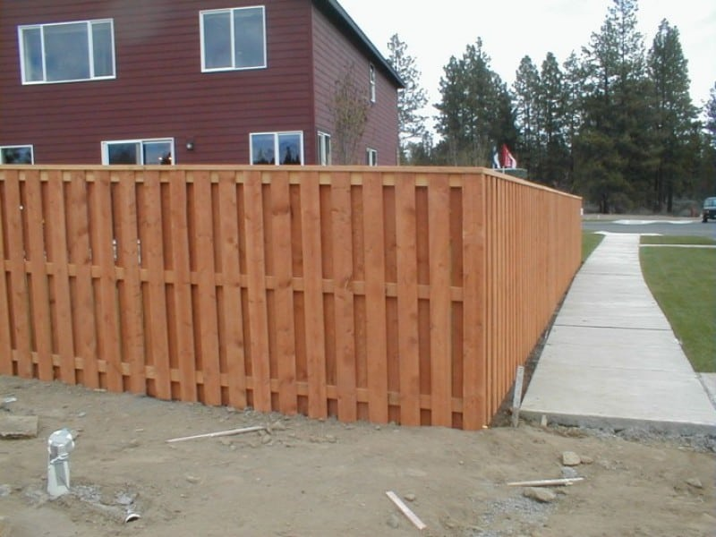 Custom Privacy Cedar