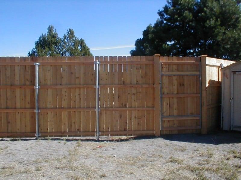 Cedar Walk Gate