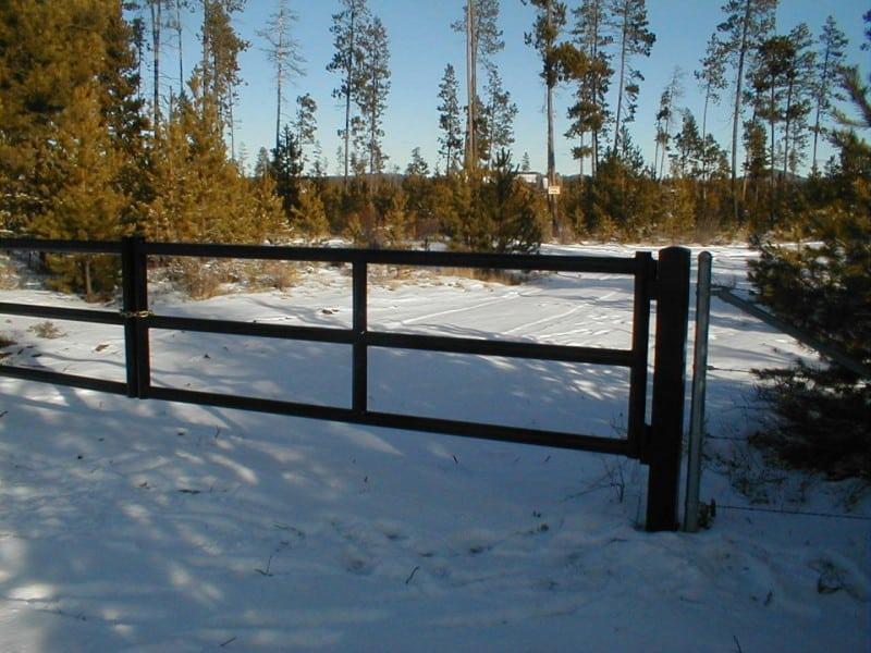 Sunriver Fire Gates