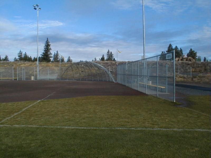 Backstop - Taylor Field