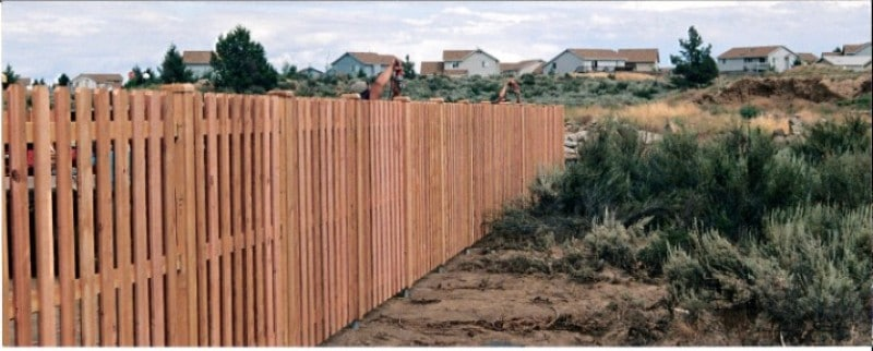 Semi Privacy Fencing Mike S Fence