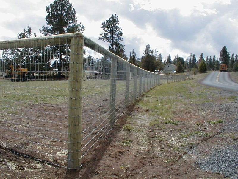 Farm Amp Ranch Fencing Mike S Fence