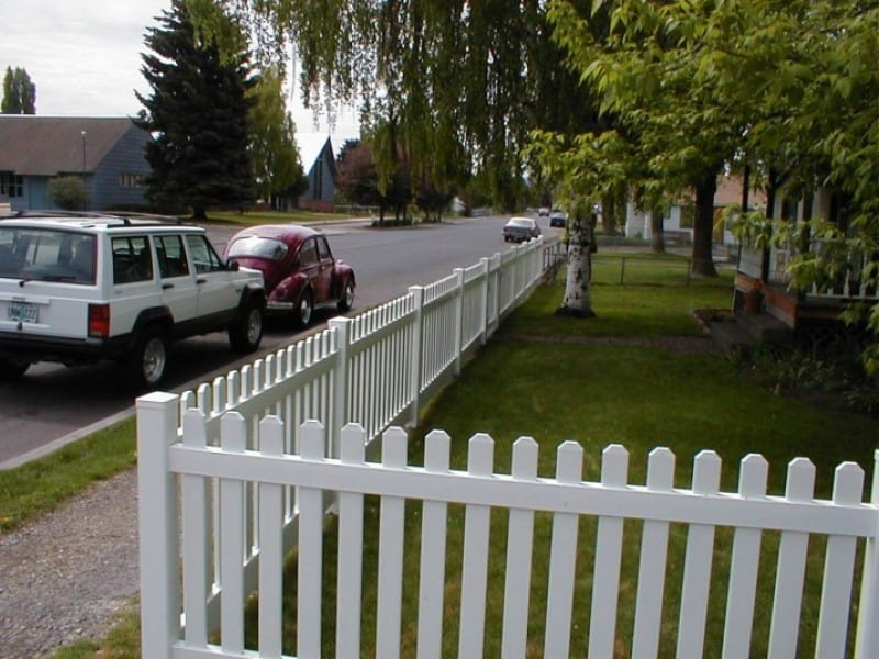 Vinyl Fencing Mike S Fence